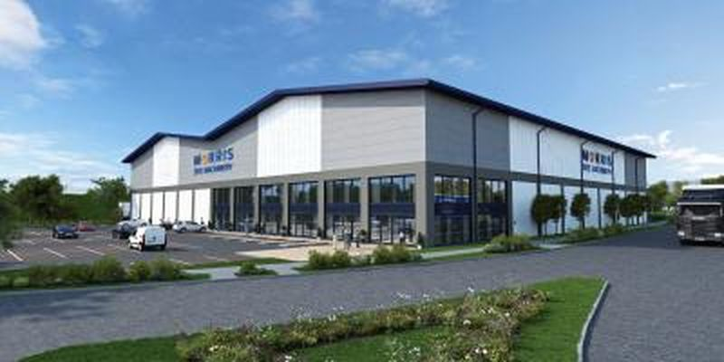 Morris Property to develop prime i54 site for sister Site Machinery business