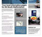 Your local information pages for i54 South Staffordshire