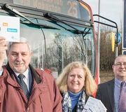 £1.4 million package to boost transport links to i54 South Staffordshire