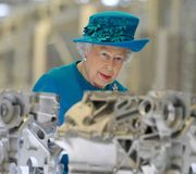 Queen visit hailed as Royal recognition for i54 South Staffordshire