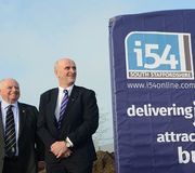 Partnership the foundation for i54 South Staffordshire success